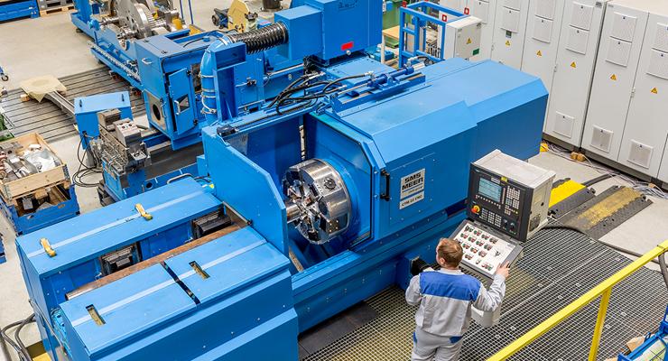 CTM ツール回転型ねじ切機  /   TCGパイプ回転型ねじ切機