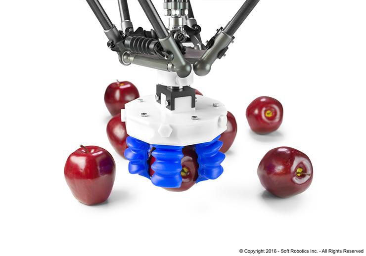 ソフトロボットハンド&コントローラー